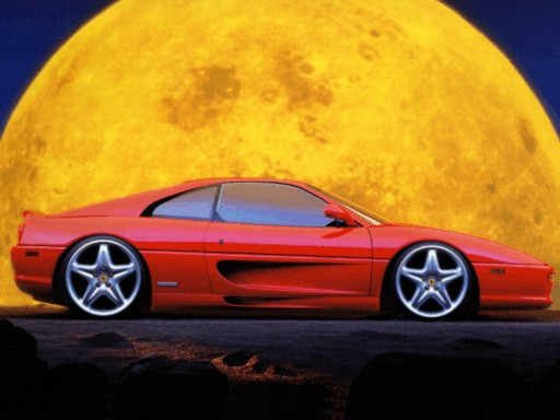 Ferrari F355 F1. This one's recieved alot of rave reviews.